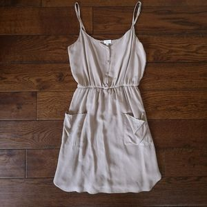 Aritzia T. Babaton Silk Dress